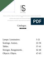Catalogue Specimen 2016