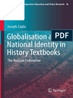 (Globalisation, Comparative Education and Policy Research 16) Joseph Zajda (Auth.)-Globalisation and National Identity in History Textbooks_ the Russian Federation-Springer Netherlands (2017)
