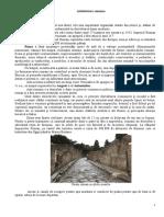 Arhitectura in Timpul Imperiului Roman