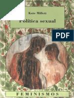 Kate Millet - Politica sexual.pdf