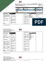 Planificacion Mensual Capacidad de Volumen