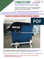 Pamm FLOWMAX Filters