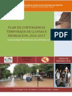 Plan Lluvias2016 2017