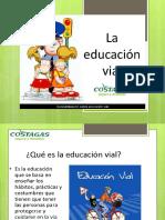 Presentación Seguridad Vial PARA NIÑOS 2017