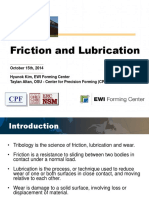 Friction and Lubrication