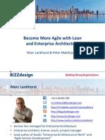 20151201 TOG Webinar Slidedeck Lean EA Agility Handout