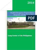 LCP-Health Emergency Plan Revised May2014