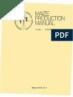 Maize Production 1979