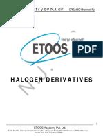 Halogen Derivative