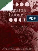 E-book Diagrama Lunar - Espiralando Ao Ventre
