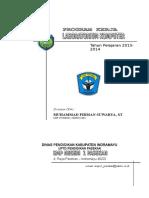 Program Kerja Labkom Smp
