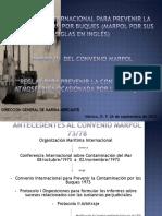 Convenio Internaciona Contaminacion Por Buque