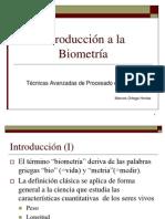 Ppt Biometria