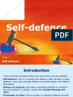 07 Self Defence.ppt