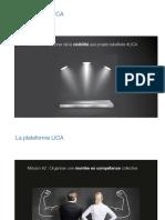 Plateforme LICA