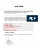 astrocitom