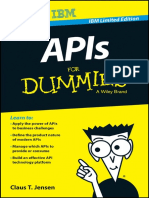 APIs for Dummies - IBM Limited Edition.pdf