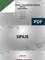 Etica Sifilis Gonorrea