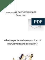 Recruitment 2