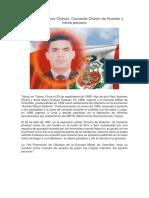 Teniente Jiménez Chávez