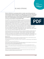 Fact Sheet- Acupuncture and Stroke