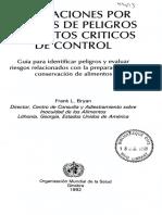 Evaluaciones por Análisis de Peligros en PCC.pdf