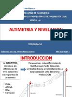 sesion 6 - Altimetria y Nivelacion.pptx