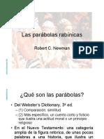 Las Parabolas Rabinicas