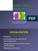 Sociologia de La Empresa t.1 Ade