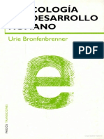 ECOLOGIA DEL DESARROLLO HUMANO. URIE BRONFENBRENNER.pdf
