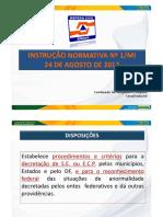 Slides Defesa Civil Em PDF