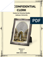 The Confidential Clerk - Volume 3