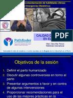 8. Atencion Del Parto Pathfinder