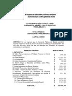 Ley de Ingresos Nayarit 2010.pdf