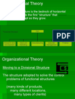 13 Organisational Structure