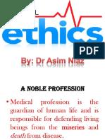 Med Ethicsa