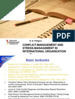 Презентация к Курсу Упр Конфл и Стресс 2 Eng