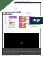 (Arduino) Programando Un Semaforo - Desarrollando Juntos