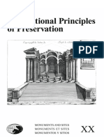 ICOMOS_International Principles of Preservation