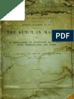 Dutch in Malabar