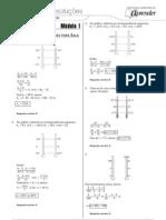 Física - Caderno de Resoluções - Apostila Volume 1 - Pré-Vestibular fisc1 aula01