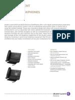 ALU 8029-8039 Premium DeskPhones Brochure