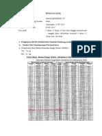 Data DDST Ubay 60 Bulan