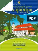 Plan de Desarrollo Concertado Del Distrito de Oxapampa
