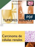 CARCINOMA DE CELULAS RENALES (ADENOCARCINOMA).pptx