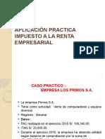 Aplicación Practica R Empresarial - Gestion Tributaria.pptx