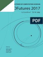 CAADFutures2017 Proceeding