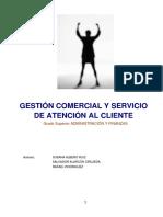 Libro Gestion Comercial y Atencion Al Cliente