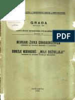 Memoari Živka Crnogorčevića