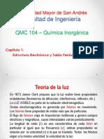 Estructura Atómica y Tabla Periodica. Parte 2